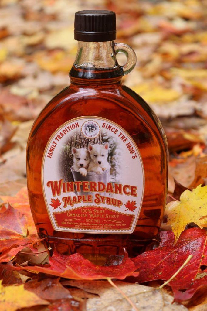 Kent Bottle Maple Syrup